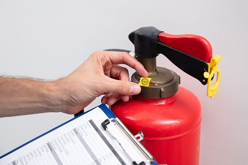 FIELD SERVICE MANAGEMENT SOFTWARE BENEFITS FIRE EXTINGUISHER INSPECTION COMPANIES