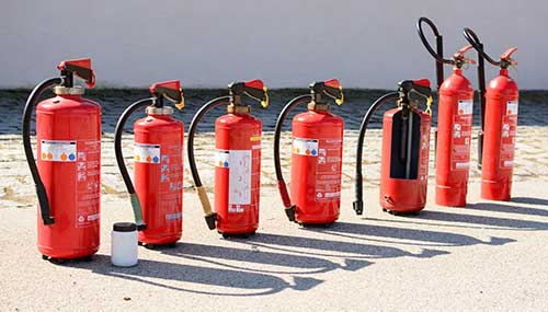 Fire Extinguisher inspection software
